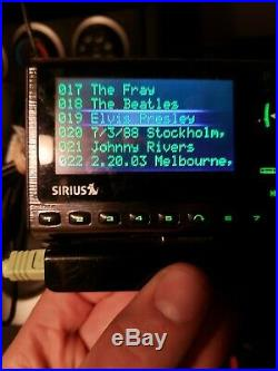 SIRIUS sportster sp5 XM BUNDLE MIGHT BE LIFETIME SUBSCRIPTION READ