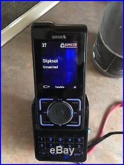 SL2 Satellite Radio Sirius Stiletto 2 Receiver only Lifetime Active. Please Read