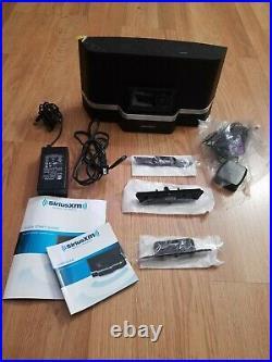 SXABB2 Sirius XM Portable Speaker Dock with Sirius XM Onyx RECEIVER