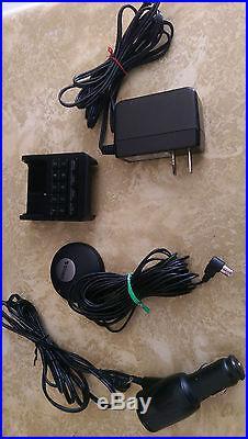 Satellite Radio Sirius Stiletto 2 SL2 Receiver Vehicle Dock and Boombox
