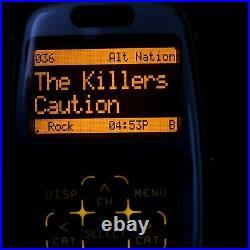 Satellite Radio Sirius XM Boombox Possible Life Time Subscription