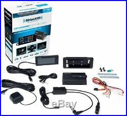 SiriusXM Commander Touch Satellite Radio Receiver Black