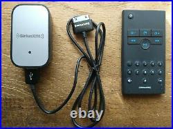 SiriusXM LYNX SXi1 Portable Satellite Radio Receiver Complete Home Kit SIRIUS XM