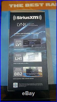SiriusXM Lynx Portable Radio Kit SXi1