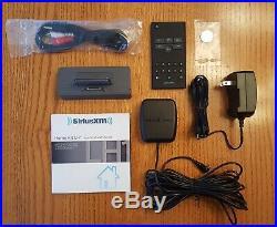 SiriusXM Lynx Portable Satellite Radio Receiver + Home Kit BRAND NEW, RARE