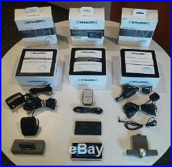 SiriusXM Lynx SXi1 Wi-Fi Satellite Radio with Vehicle Kit LV1 & Home Kit LH1
