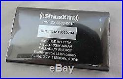 SiriusXM Lynx WI-FI Enabled Portable Radio Kit SXi1 NIB FREE-SHIPPING