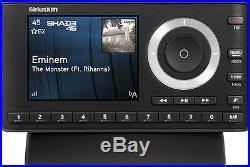 SiriusXM Onyx Plus Satellite Radio Receiver with Home Kit Black