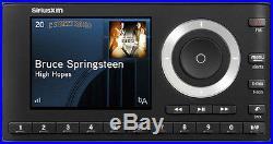 SiriusXM Onyx Plus Satellite Radio Receiver with PowerConnect Vehicle Kit Black