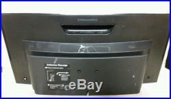 SiriusXM Portable Speaker Dock SXABB2 Black