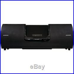 SiriusXM SD2 Portable Speaker Dock Black
