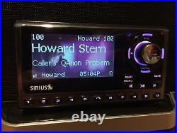 SiriusXM SXABB2 Portable Satellite Radio Speaker Dock & Sportster 5 LIFETIME SUB