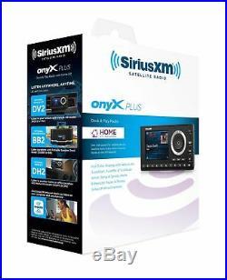 SiriusXM SXPL1H1 Onyx Plus Satellite Radio Receiver with Home Kit