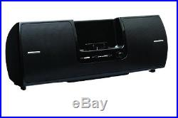 SiriusXM SXSD2 Portable Speaker Dock Audio System for Dock and Play Radios Black