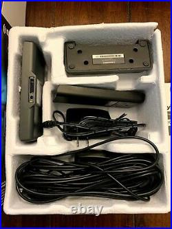SiriusXM Satellite Radio Portable Speaker Dock SD2 and Onyx EZ Radio Bundle