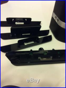 SiriusXM Satellite Radio SXABB2 Portable Speaker Dock AUX Input Boombox W Remote
