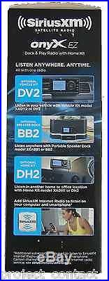 SiriusXM Satellite Radio XEZ1H1 Onyx EZ Satellite Radio with Home Kit Sirius XM