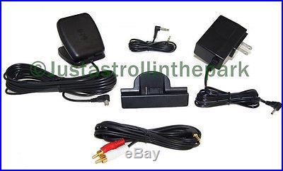 SiriusXM Sirius XM Onyx EZ Complete Home Kit Cradle AC Adapter Antenna NEW