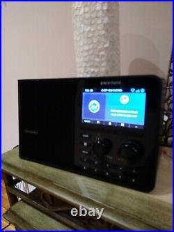 SiriusXM TTR2 Table Top Wi-Fi Internet Radio (Lifetime All Access Subscription)