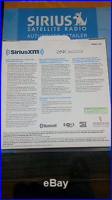SiriusXM XM Lynx Portable Radio Kit