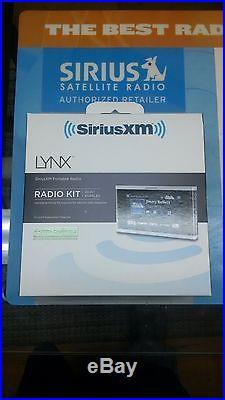 SiriusXM XM Lynx Portable Radio Kit FREE SHIPPING