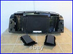 Sirius Active Lifetime Subscription Sportster SP5 Receiver & Boombox EUC