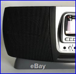 Sirius Audiovox SIRPNP2 Radio Receiver & SIR-BB1 Boombox LIFETIME SUBSCRIPTION
