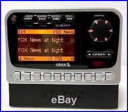 Sirius Audiovox Shuttle PNP2 ACTIVE Radio LIFETIME SUBSCRIPTION +NEW Home Kit XM