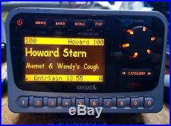 Sirius Audiovox Shuttle PNP2 ACTIVE Radio LIFETIME SUBSCRIPTION + car kit