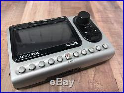 Sirius Audiovox Shuttle PNP3 ACTIVE Radio LIFETIME SUBSCRIPTION (maybe) HomeKit