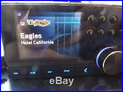 Sirius Edge XM satellite radio receiver with Boombox-LIFETIME SUBSCRIPTION
