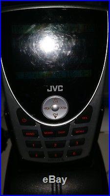Sirius JVC KT-SR2000 ACTIVE Radio with LIFETIME SUBSCRIPTION + Home Kit XM