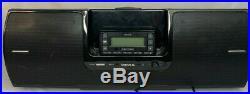 Sirius Lifetime Subscription Stratus 6 Radio with SubX2 Boombox