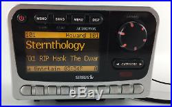 Sirius Radio Audiovox SIR-PNP2 Receiver withActive Subscription XM Car & Home Dock