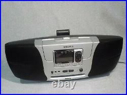 Sirius Radio Audiovox SIR-PNP3 RECEIVER & SIR-BB3 BOOMBOX withActive Subscription