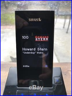 Sirius S50 Radio Only with LIFETIME SUBSCRIPTION