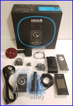 Sirius S50 Satellite Radio ACTIVE LIFETIME Subscription With New S50 Car Kit