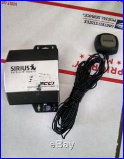 Sirius SCC1 For Sirius Car Satellite Radio Receiver