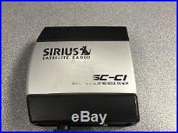 Sirius SCC1 For Sirius Car Satellite Radio Receiver (Tuner Box Only) & KCA-SR50