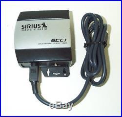 Sirius SCC1 SC-C1 XM Tuner Module Sirius Connect Car Satellite Radio Receiver