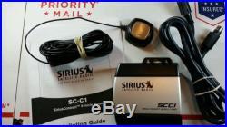 Sirius SCC1 SC-C1 XM Universal Tuner Marine Connect Car & Boat Satellite Radio