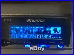 Sirius SCC1 Tuner with Pioneer CD-SB10 XM Satelite Radio Adapter with Antenna Cable
