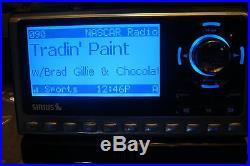 Sirius SP4 Satellite Radio Receiver/ CAR KIT Activated LIFETIME SUBSCRIPTION
