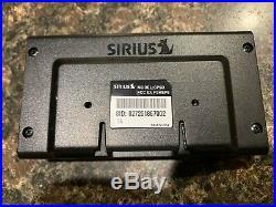 Sirius SP5B Radio POSSIBLE LIFETIME SUBSCRIPTION 150+ Channels