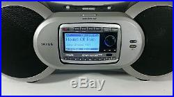 Sirius SPORTSTER SP-R2R Radio with HOME DOCK SP-B1 & REMOTE with Subscription