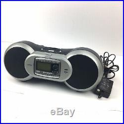 Sirius SPORTSTER Satellite Radio Boombox SP-B1R Receiver Lifetime