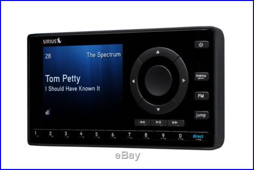 Sirius SST8V1 Starmate 8 Dock-and-Play Satellite Radio with Vehicle Kit DISCON