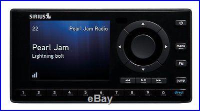 Sirius SST8V1 Starmate 8 Dock-and-Play Satellite Radio with Vehicle Kit NEW 2014