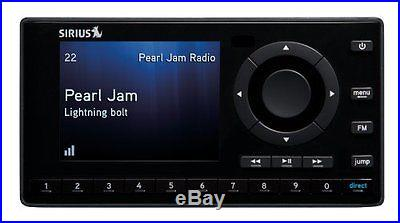 Sirius SST8V1 Starmate 8 Dock-and-Play Satellite Radio with Vehicle Kit New