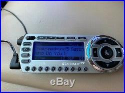 Sirius ST2R Starmate satellite radio receiver with LIFETIME subscription